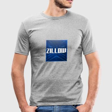 Zillow Logo - Herre Slim Fit T-Shirt