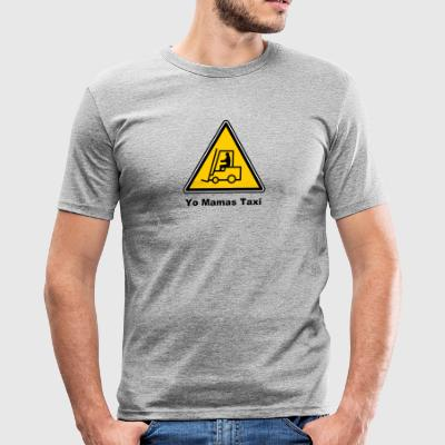 Mamas Isle Taxi - slim fit T-shirt