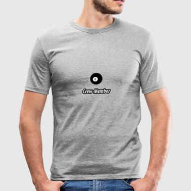 crewmember - Männer Slim Fit T-Shirt