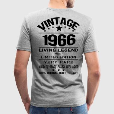 VINTAGE 1966 - Men's Slim Fit T-Shirt