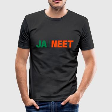JA | NEET - slim fit T-shirt