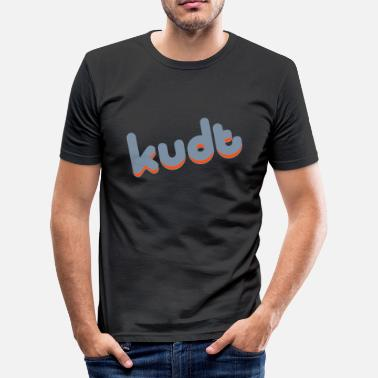Kudt - slim fit T-shirt