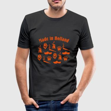 MADE IN HOLLAND - slim fit T-shirt