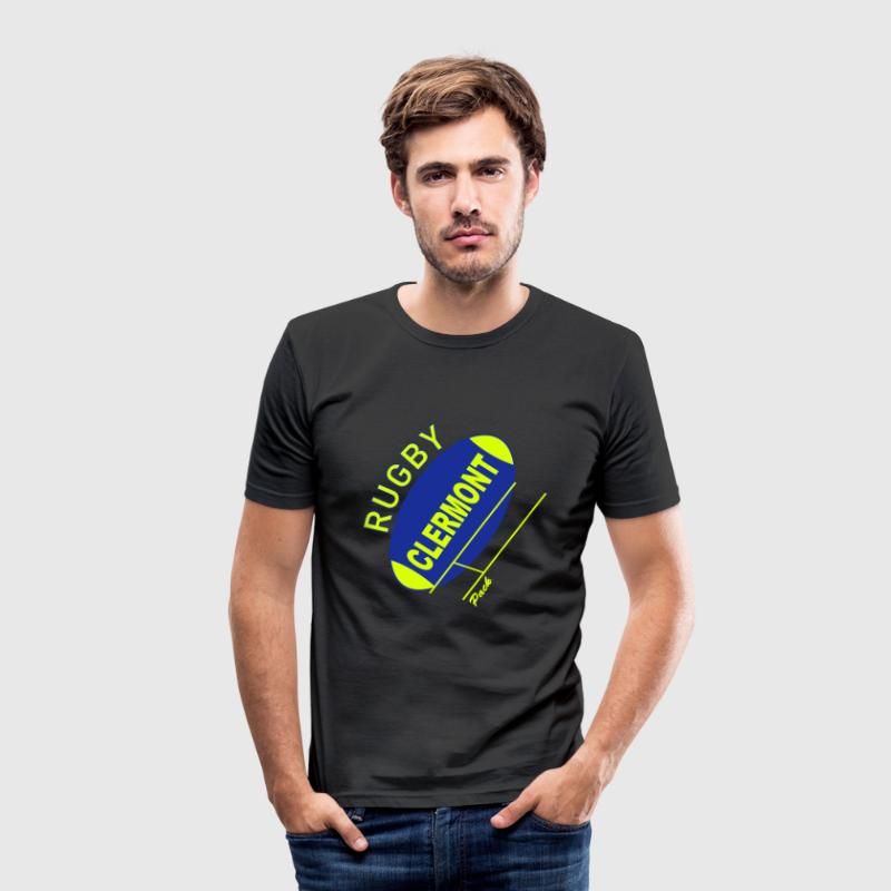 Rugby Clermont - Tee shirt près du corps Homme