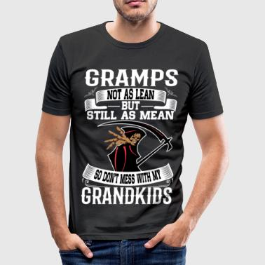 Gramps - Men's Slim Fit T-Shirt
