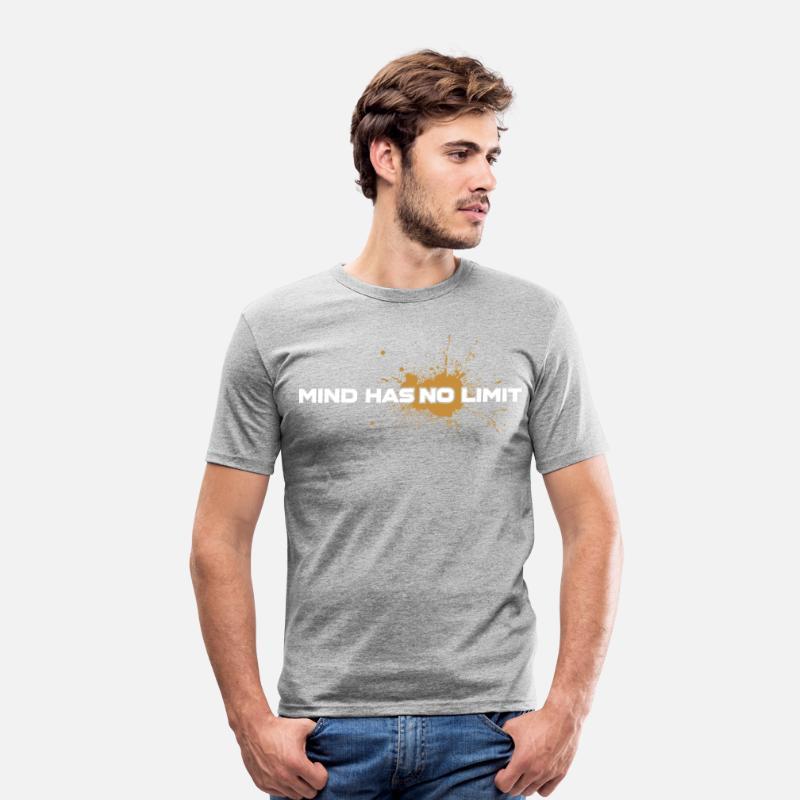 062ee48dc362 Débardeur femme Mind Has No Limit T-shirt moulant Homme