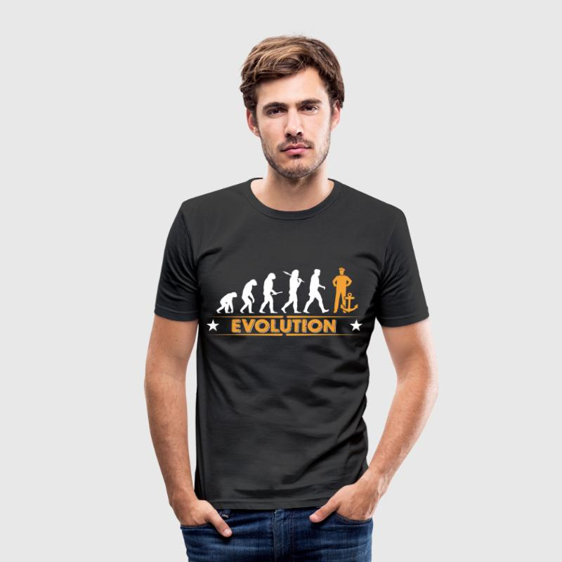 Zeeman - anker - evolutie - slim fit T-shirt