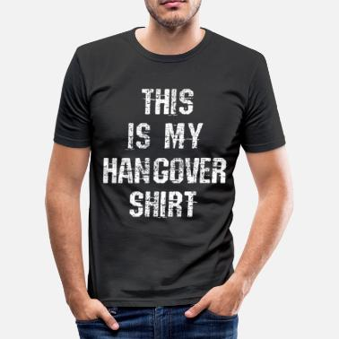 OVERHEMD HANGOVER - slim fit T-shirt