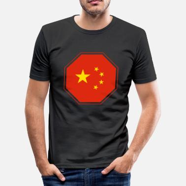 China China - slim fit T-shirt