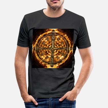 Timelord tijd - slim fit T-shirt