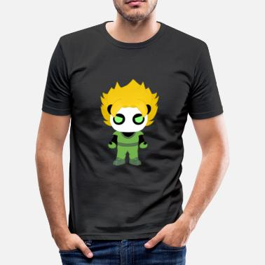 Manga Panda Super Panda manga - slim fit T-shirt