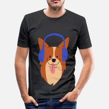 Wilde Hond wilde hond - slim fit T-shirt