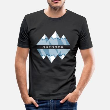 Outdoor outdoor - slim fit T-shirt