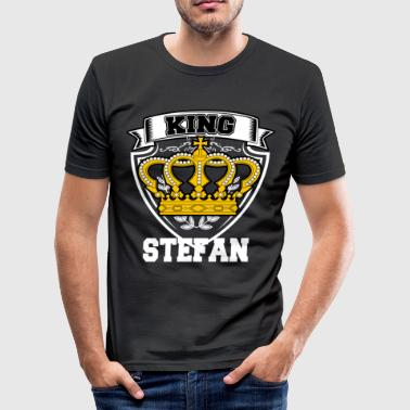 Stefan King STEFAN - Men's Slim Fit T-Shirt