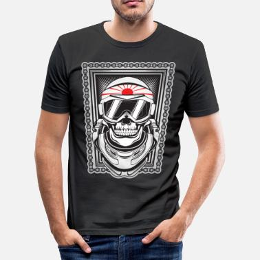 Kamikaze Kamikaze - Men's Slim Fit T-Shirt