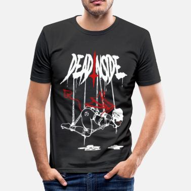 Esoterism dead inside Esoteric BONDAGE - Men's Slim Fit T-Shirt