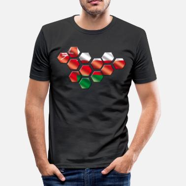 Oman Oman - slim fit T-shirt