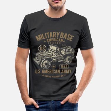 Enfants Garçons Filles Américain Jeep T-shirt Armée Américaine Usa Militaire Vêtements Garçons (2-16 Ans) T-shirts, Débardeurs, Chemises