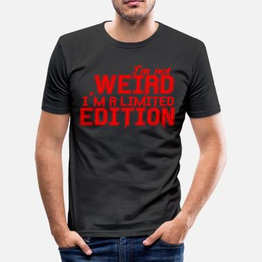 Edition Limited Edition - Slim Fit T-shirt herr
