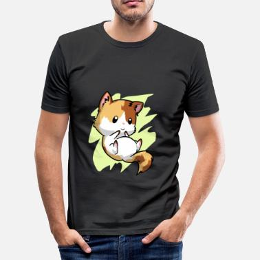 Pussycat pussycat - Herre Slim Fit T-Shirt