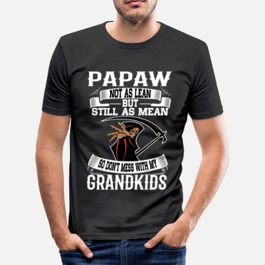 Papaw Papaw - Men's Slim Fit T-Shirt