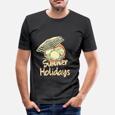 Beach Vacation Beach vacation - Men's Slim Fit T-Shirt