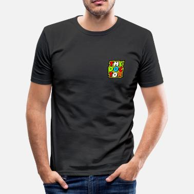 Doc Doc - Slim Fit T-skjorte for menn