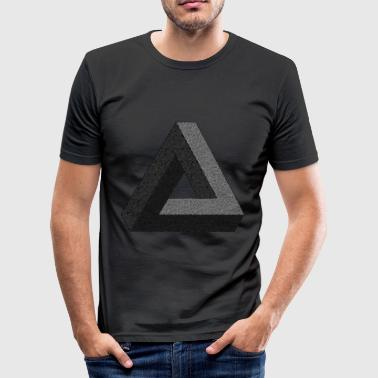 Impossible Diffusion - Men's Slim Fit T-Shirt