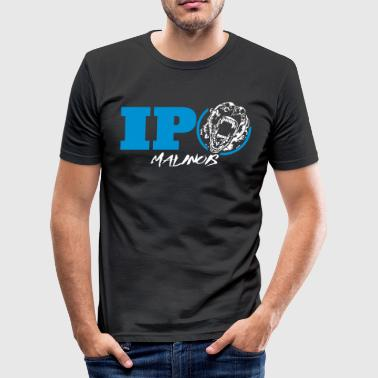Love Malinois IPO MALINOIS - Belgian Malinois - Men's Slim Fit T-Shirt