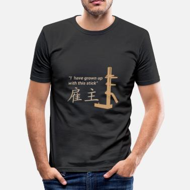 Wing Chun Wing Chun - Formation - T-shirt moulant Homme