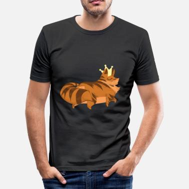 King Cats King cat - Men's Slim Fit T-Shirt