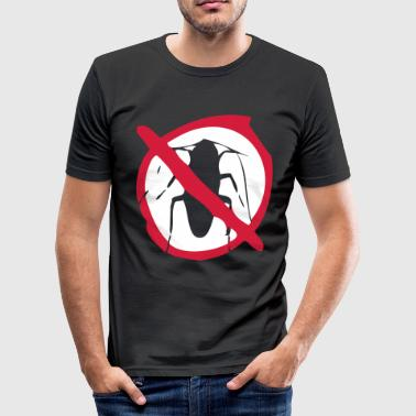 Anti Kakkerlak 2 - slim fit T-shirt