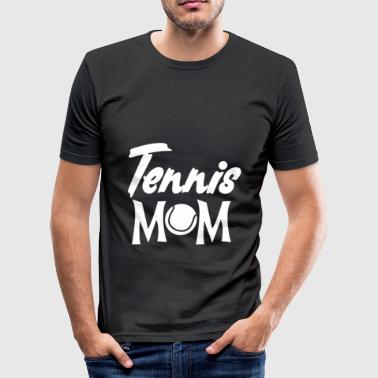 Tennis - Männer Slim Fit T-Shirt