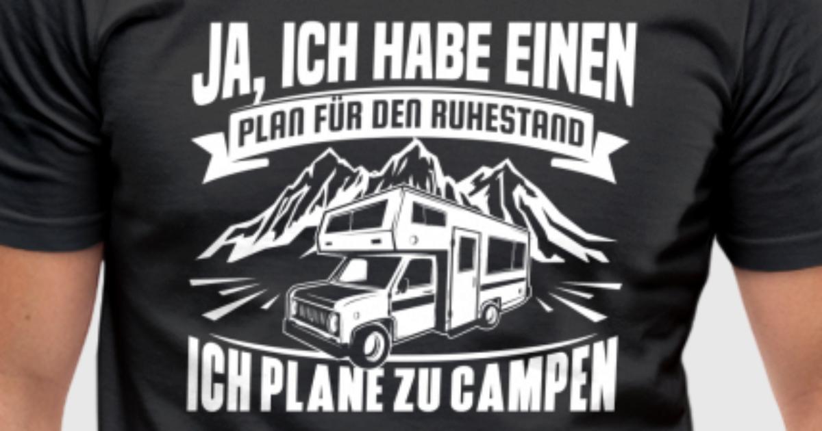 camper camping wohnwagen wohnmobil ruhestand von. Black Bedroom Furniture Sets. Home Design Ideas