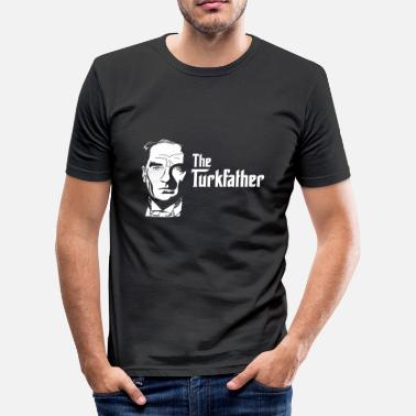 Fenerbahce The Turkfather - Men's Slim Fit T-Shirt
