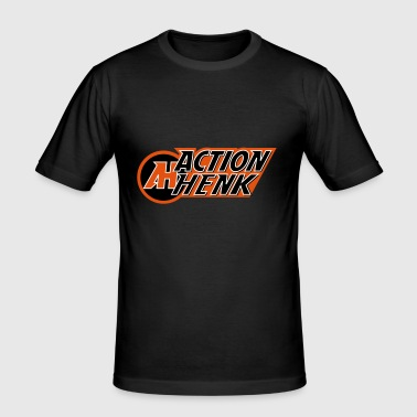 Action Henk - slim fit T-shirt
