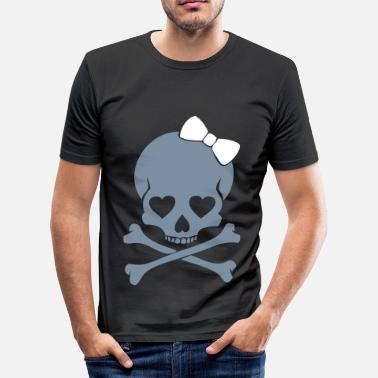 Totenkopf - Men's Slim Fit T-Shirt