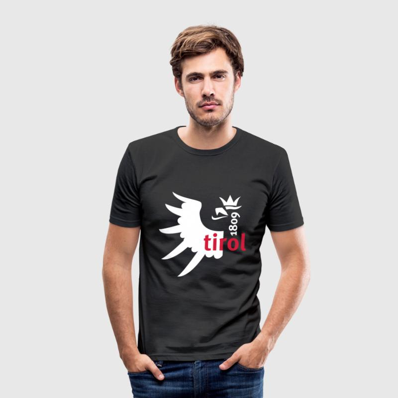 Tiroler Adler · Tirol 1809 - Männer Slim Fit T-Shirt