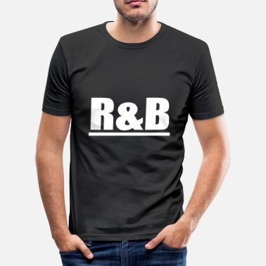 Rnb rnb - Men's Slim Fit T-Shirt
