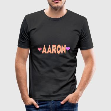 Aaron Aaron - slim fit T-shirt