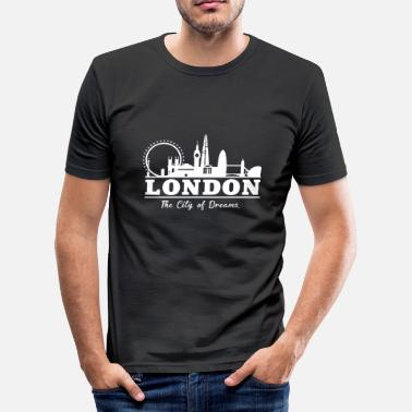 Uk UK - Slim fit T-shirt mænd
