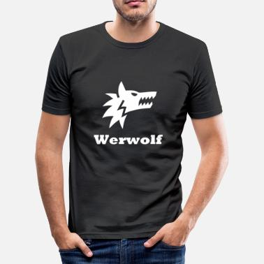 Weerwolf weerwolf - slim fit T-shirt