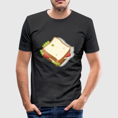 sandwich - Men's Slim Fit T-Shirt