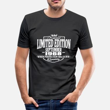 September 1968 Gelimiteerde editie september 1968 - slim fit T-shirt