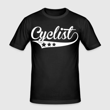 Cyclist - slim fit T-shirt