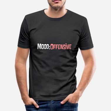 Offensif MOOD OFFENSIVE / FAIL Gelaunt - T-shirt moulant Homme