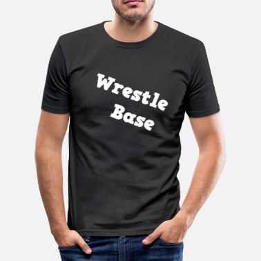 Kian WrestleBase Merch - slim fit T-shirt