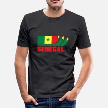 West Africa Senegal / West Africa / Gift - Men's Slim Fit T-Shirt