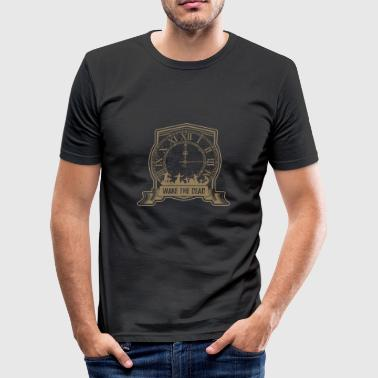 Awakening Awakens the dead - Men's Slim Fit T-Shirt