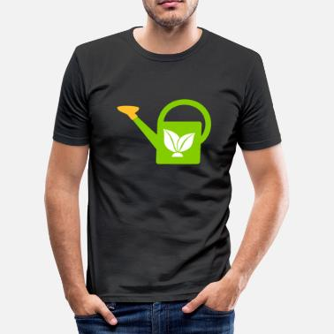 Watering Can Watering can - Men's Slim Fit T-Shirt